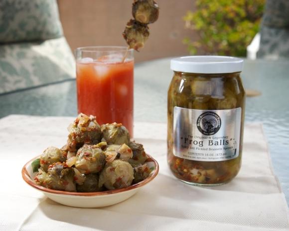 Gourmet Pickled Vegetables